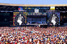 1985年拯救非洲音乐会